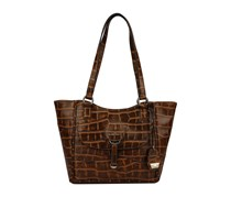 Ellen Tracy Women's Holmes Tote, Chocolate