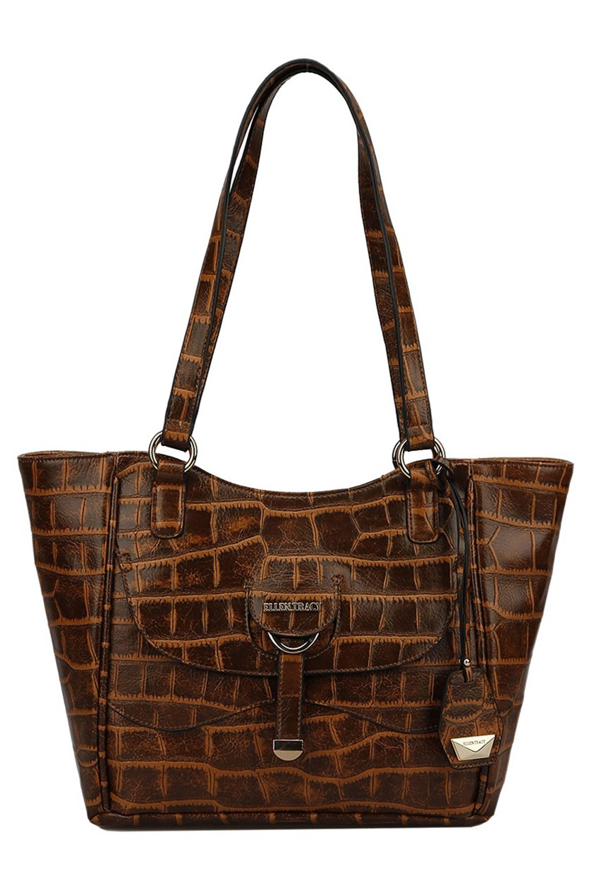 Women's Holmes Tote, Chocolate