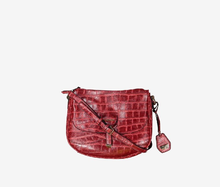 Women's Holmes Crossbody Bags, Burgundy