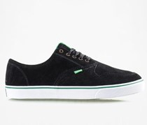 Element Men's Casual Shoes, Black/White/Green