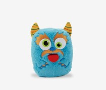 Mattel Tizzy Tongues Monster Interactive Plush Toy, Blue