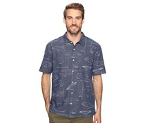Jack O'Neill Men's Woven Shirt, Blue