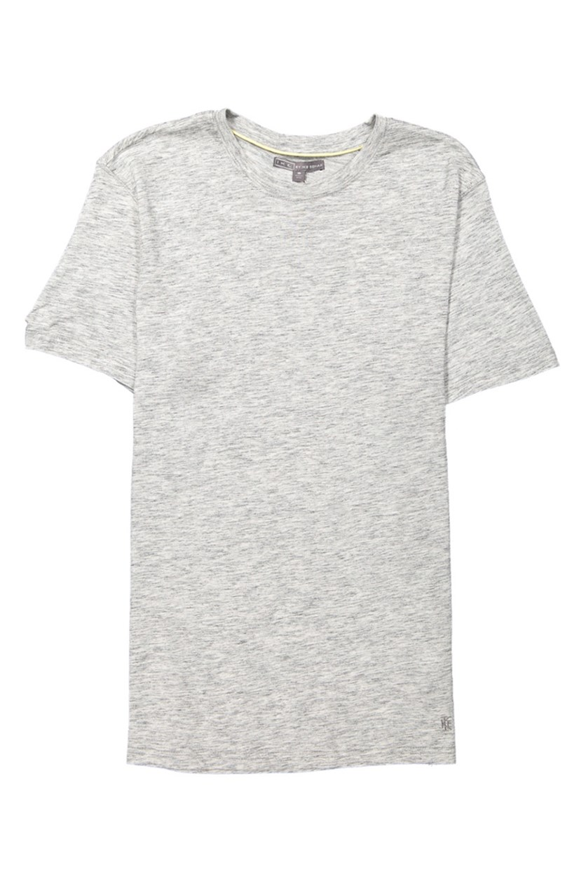 Men's Crew Neck Shirt, Light Grey