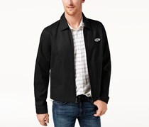 Lucky Brand Mens Gas Station Jacket, Black