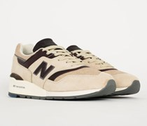 New Balance Men's Shoes, Beige