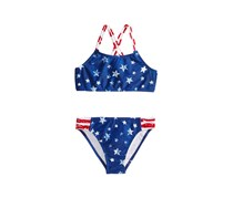 Breaking Waves 2-Pcs. Stars Stripes Bikini, Americana Combo