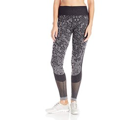 Nux Women's Honeycomb Pant, Black/Grey