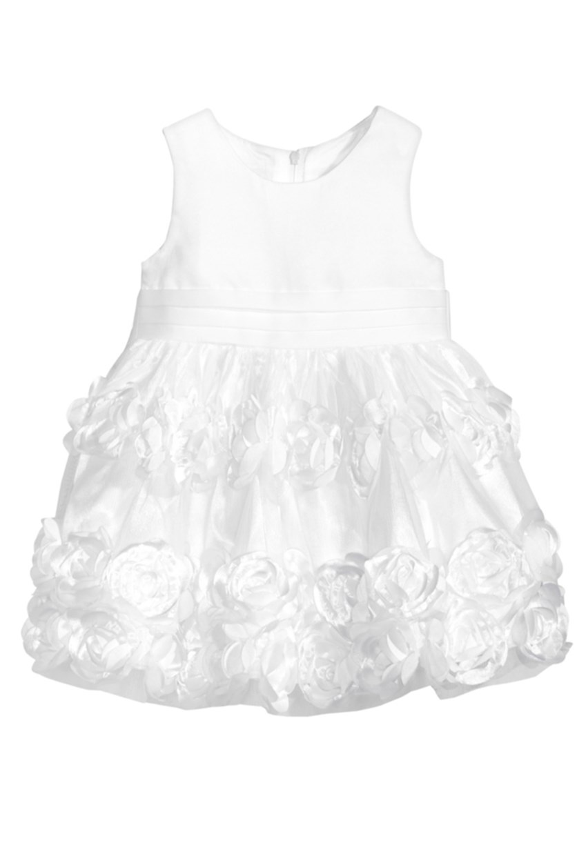 Bonaz Party Dress, White