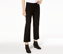 Eileen Fisher Bootcut Ankle Pants, Black