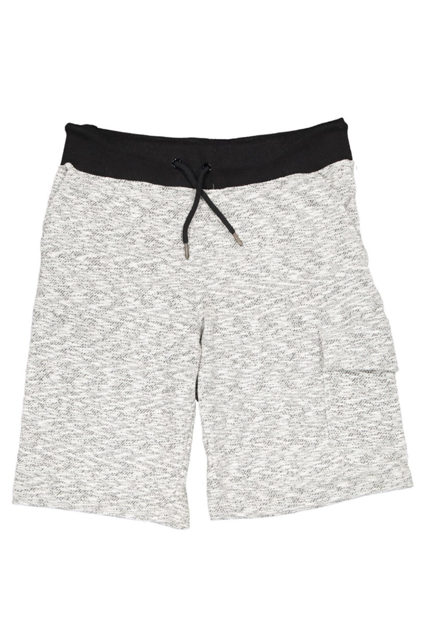 Men's Short, Heather Grey