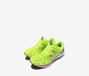 New Balance Women's Training Shoes, Lime Green