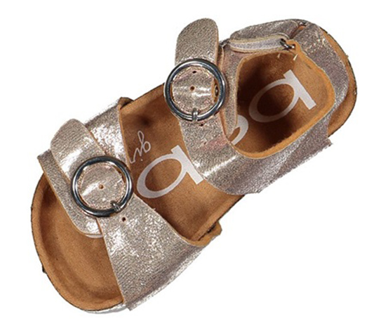 bebe Toddler's Sandals, Metallic Pink