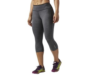 Reebok Women's Legging, Grey