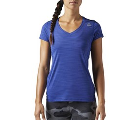 Reebok Women's Top, Blue