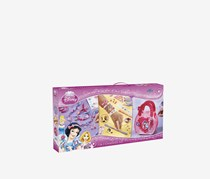 Disney Princess 3 In 1 Creativity Set, Pink