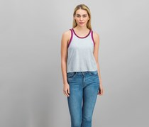 Mossimo Women's Leisure Tank Top, Heather Grey