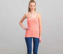 Gilligan & O'Malley Women's Top, Shell Pink