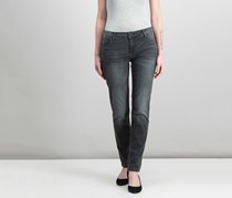 Kut from the Kloth Catherine Cropped Boyfriend Jeans, Astonished Wash