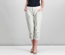 INC International Concepts Studded Cargo Pants, Toad Beige