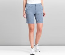 32 Degrees Cool Women's Cargo Short, Bluestone Grey