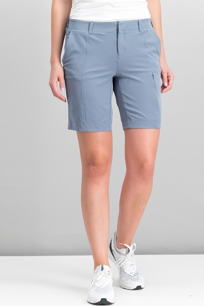 Cool Women's Cargo Short, Bluestone Grey