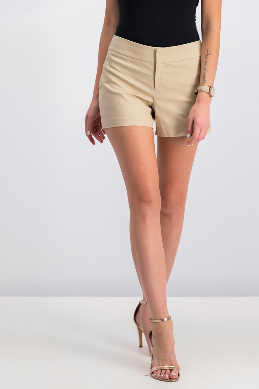 Chino Shorts, Oxford Tan