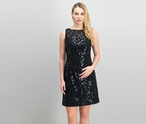 Womens Party Special Occasion Cocktail Dress, Black
