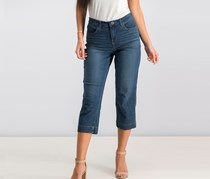 Style & Co. Women's Cropped Jeans, Timber