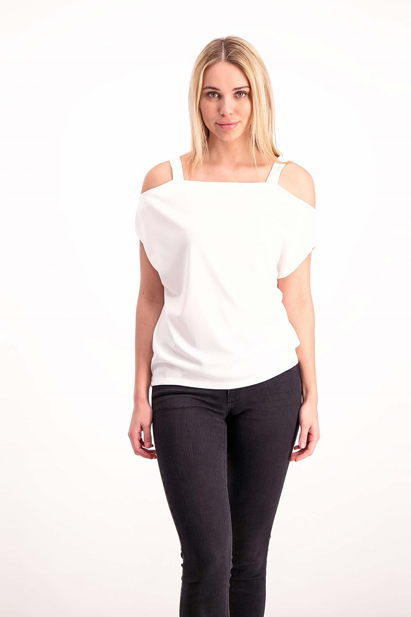 Cold Shoulder Top, Snow White