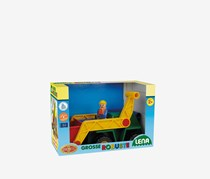 Lena Toys Sturdy Range Earth Mover Truck, Combo