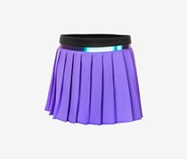 Ideology Big Girls Pleated Skort, Positive Purple