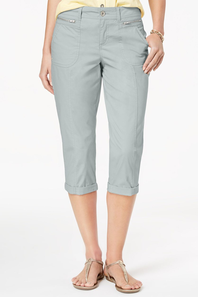Women's Capri Pants, Misty Harbor