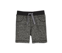 First Impression Baby Boys Basic Short, Black
