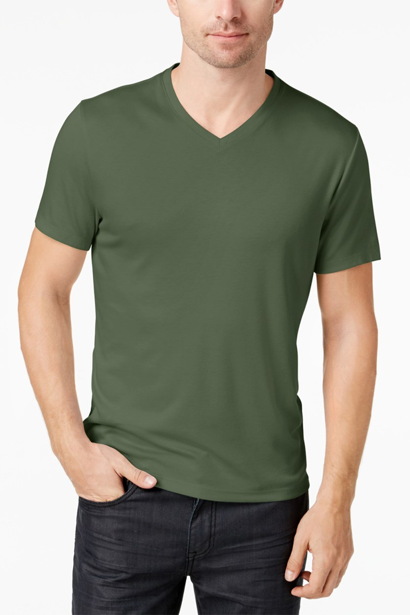 Men's Soft Touch Stretch T-Shirt, Olivia