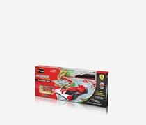Bburago 1:43 Ferrari Race and Play Formula Playmat, Red