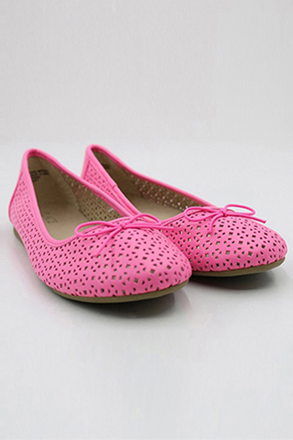 The Children's Place Women's Flats, Pink