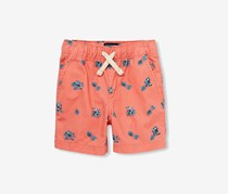 The Children's Place Printed Shorts, Jamaican Sunrisse