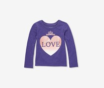 The Children's Place Graphic Tops, Purple