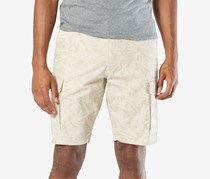 Dockers Men's Stretch Classic Fit Washed Cargo Shorts, Safari Beige