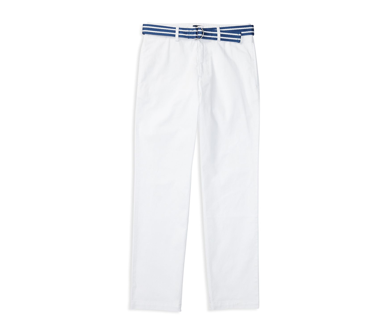 Ralph Lauren Twill Boy's Pants, White