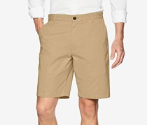 Dockers Men's Perfect Classic Flat-Front Shorts, Dark Beige