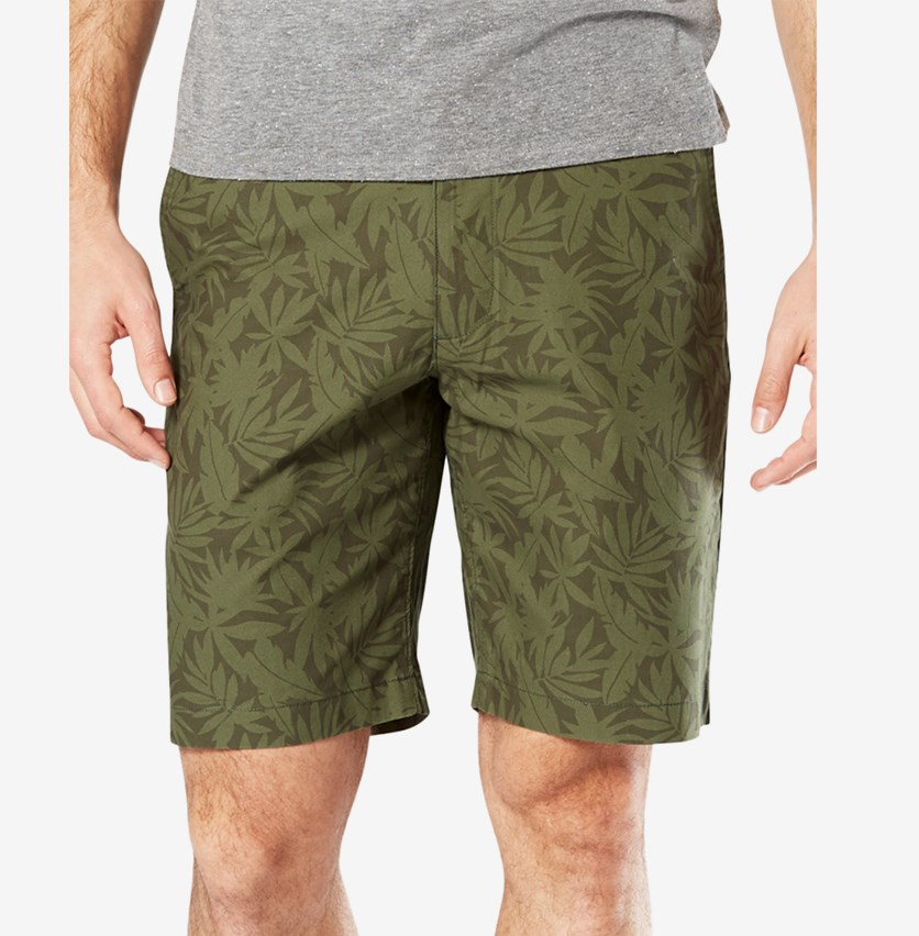 Dockers Men's The Perfect Shorts, Green