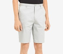 Calvin Klein Mens 9'' Shorts, Cool Steel