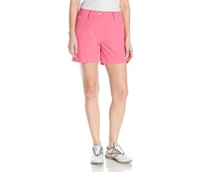 Puma Women's Golf Shorts, Pink