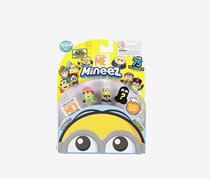 Despicable Me Starfished Minion & Crew Leader Minion, Yellow Combo