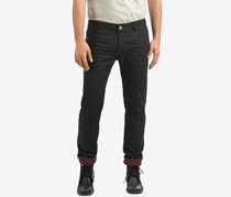Desigual Men's Ruched Jeans, Dark Denim