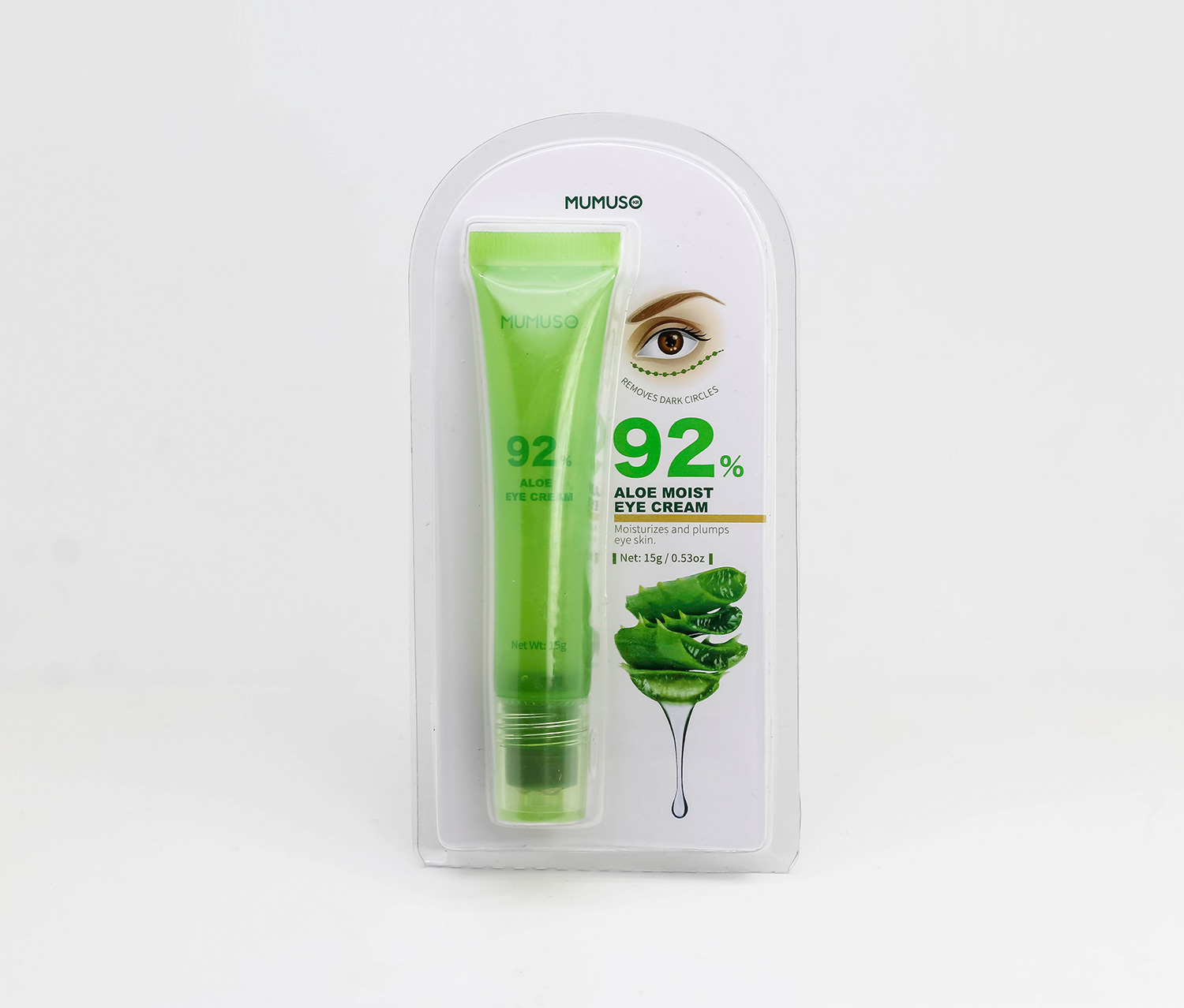 Aloe Moisturizing Eye Cream