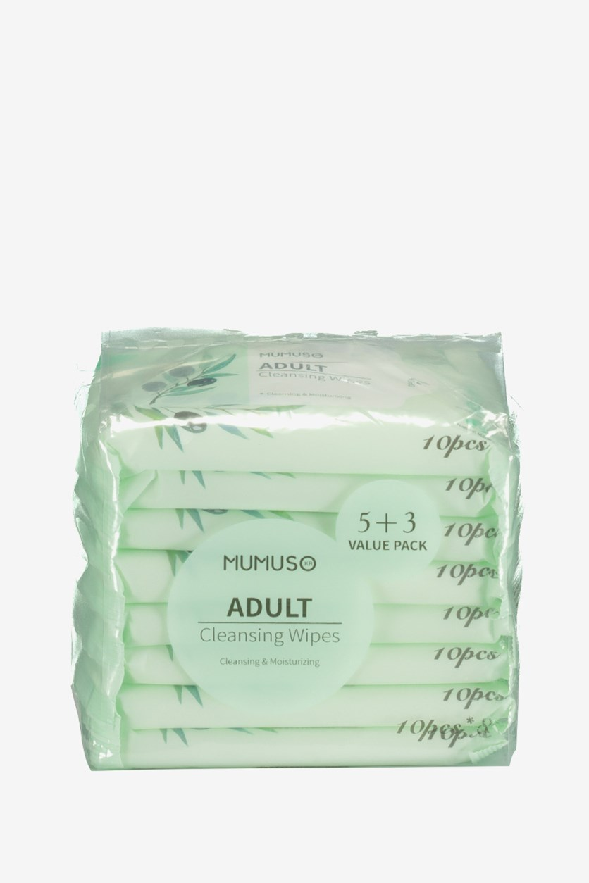 Adult Cleansing Wipes