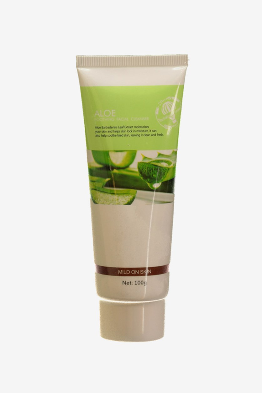 Aloe Soothing Facial Cleanser