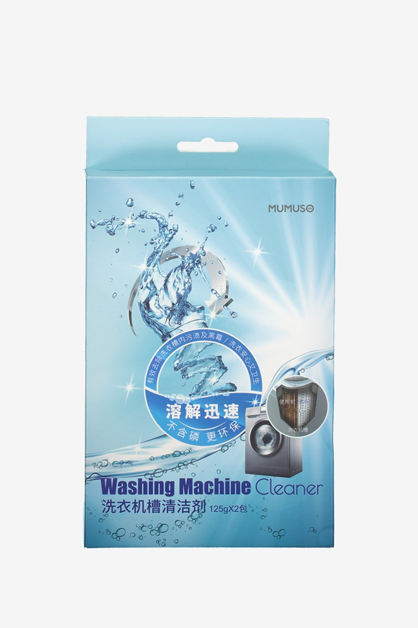 Washing Machine Cleaner, Blue